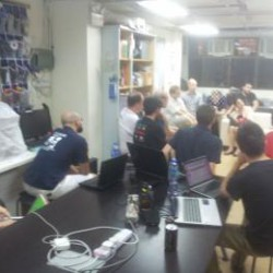 Crypto/privacy night at DSL
