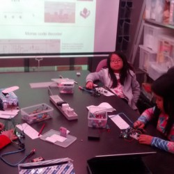 DSL Junior Makers – electronics workshops for kids