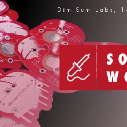 Soldering Workshop – January 23rd 2016