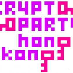 New monthly event: Crypto Party