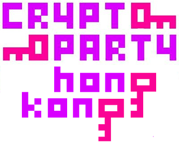 Crypto Party Hong Kong