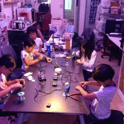 DSL juniors – workshops for kids