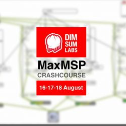 Crash-course on MaxMSP