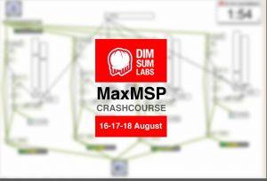 Dim Sum Labs - MaxMSP CrashCourse