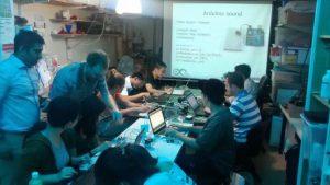 Dim Sum Labs' Workshop on Arduino