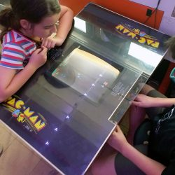 Arcade Table – New Project for Members