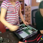 Take-Apart Day at Dim Sum Labs