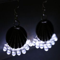 Workshop: Light up the room with a DIY LED earrings, pendant or brooch