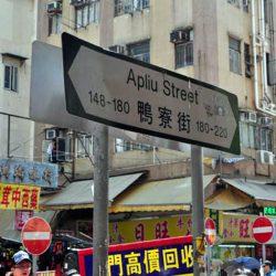 Visit: Sham Shui Po Electronics Markets