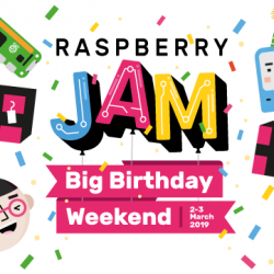 Hong Kong Raspberry Pi Big Birthday Jam @ Dim Sum Labs