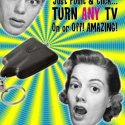 Workshop: TV-B-Gone (Postponed due to illness)