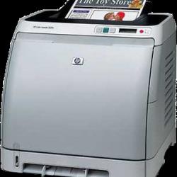 Guided Tear Down – Colour laser printer